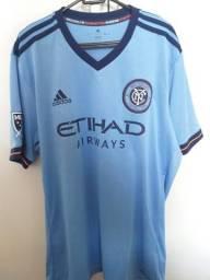 6d621dd814 Camisa New York City tamanho G Nova