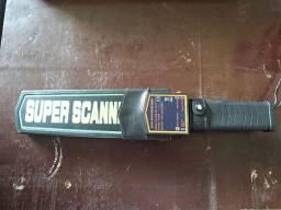 Kit com 10 Detectores de metal super scanner