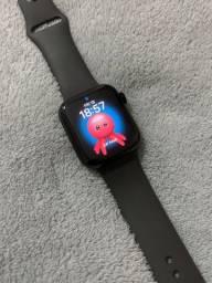 Apple Watch Series 5 de aço inoxidável