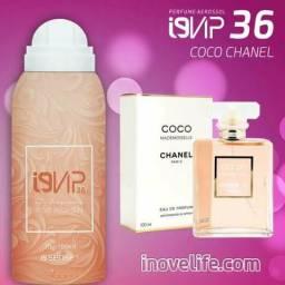 Perfume Coco Channel 100 ml Líquidação