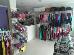 Estoque de loja feminina