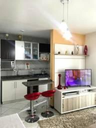 Apartamento com 2 dorm. sendo 1 suite, mobiliado em Flor De Napolis