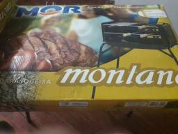 churrasqueira portátil