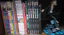 Coleção de Mangas