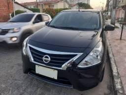 Nissan Versa 1,6 Completo, Vendo ou Troco Por Carro Utilitário!!!