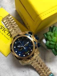 Relógio Invicta Coringa Com Garantia Novo - Na Caixa