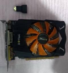 Nvidia GTX 750 2GB - DDR5