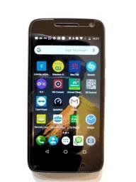 Motorola Moto G4 Play - Preto- Perfeito C/capa E Película
