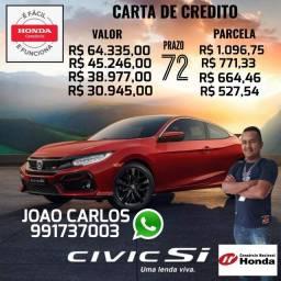 Carta de crédito veículos