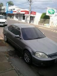 Honda Civic LX 1.6 16V 2000 Gasolina