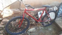 Troco bike em camera