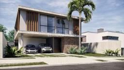 Moderna casa no Condomínio Alphaville