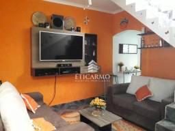 Sobrado com 2 dormitórios à venda, 90 m² por R$ 390.000,00 - Jardim Nossa Senhora do Carmo
