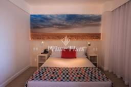 Flat para locação e venda no Comfort Suites Alphaville com 1 vaga e 1 dormitório!