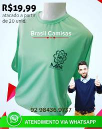 Brasil camisas