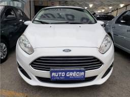 Ford Fiesta 1.6 titanium plus sedan 16v flex 4p powershift
