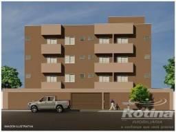 Apartamento à venda, 2 quartos, 1 vaga, Novo Mundo - Uberlândia/MG