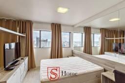 Apartamento 1 quarto para aluguel no Centro de Curitiba