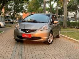 Honda Fit 2010 LXL 1.4 flex manual único dono baixo km