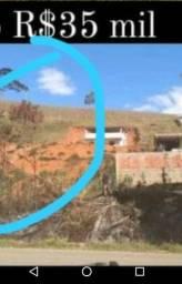Terreno em Santa Rita De Jacutinga