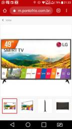 """Tv 49"""" Smartv LG"""