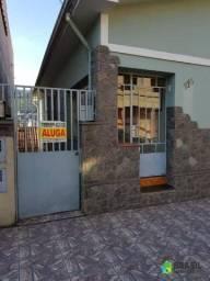 Casa com 1 dormitório para alugar, 35 m² por R$ 500,00/mês - Nossa Senhora Aparecida - Poç