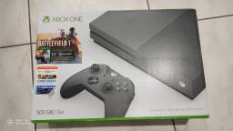 Xbox One S Edição Battelfield 1