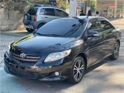 Toyota Corolla 1.8 xei 16v flex 4p automático-2010-gnv landirenzo