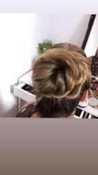 Maquigem e penteados