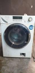 Maquina de lavar colomarq Preta 11 kg super concervada garantia