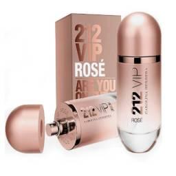 Perfume - Carolina Herrera 212 Vip Rose 80ml