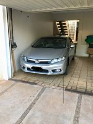 Honda New Civic EXS completo, top de linha