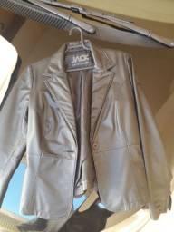Jaqueta couro legitima