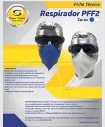 Máscara proteção PFF2 N95