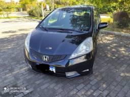 Honda fit EXL completo