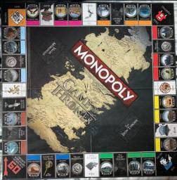 Monopoly Game of Thrones - Só para os fortes