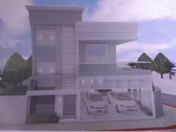 Casa em construção no palmital