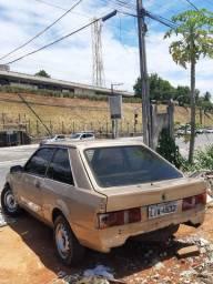 Ford Escort Hobby Funcionando Gasolina 89/89