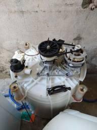 Manutenção de máquina de lavar