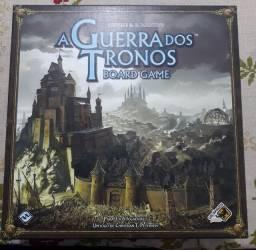 Jogo de tabuleiro - A guerra dos tronos