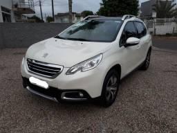 Peugeot 2008 griffe 2016 (leilão)