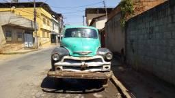 Chevrolet 1952. Boca de bagre.