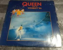 Album duplo Queen Live At Wembley 86