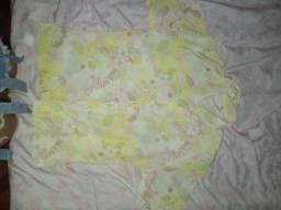 Blusa Floral Unissex