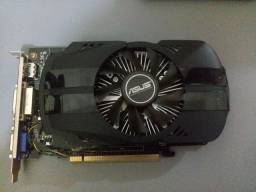 Vendo GTX 750 2GB ASUS