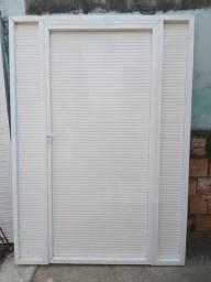Portão de alumínio top