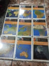 Coleção mundo geográfico