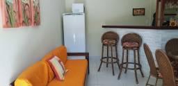 Manguinhos/Geribá: flat qto/sala. Ótima localização.