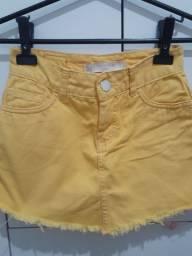Short saia tamanho 34