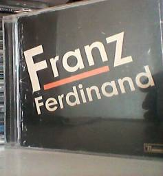 CD de Rock album FRANZ FERDINAND (2004)